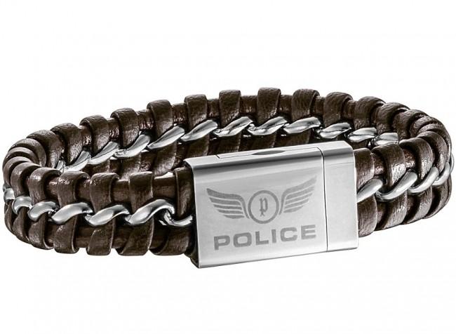 Police náramok PJ.25331BLC/02-L