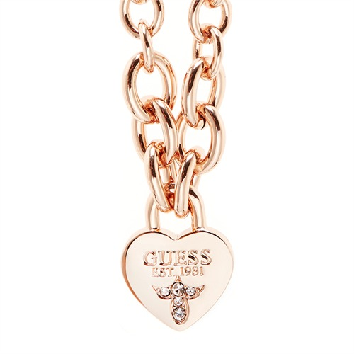 Guess náhrdelník UBN21579