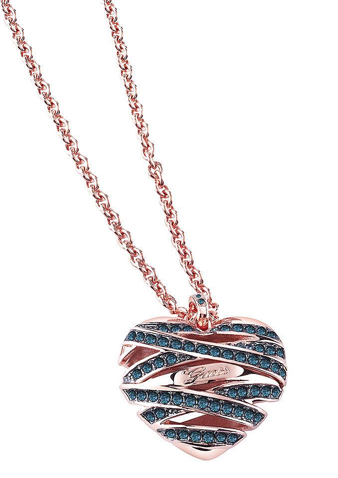 Guess náhrdelník UBN21621